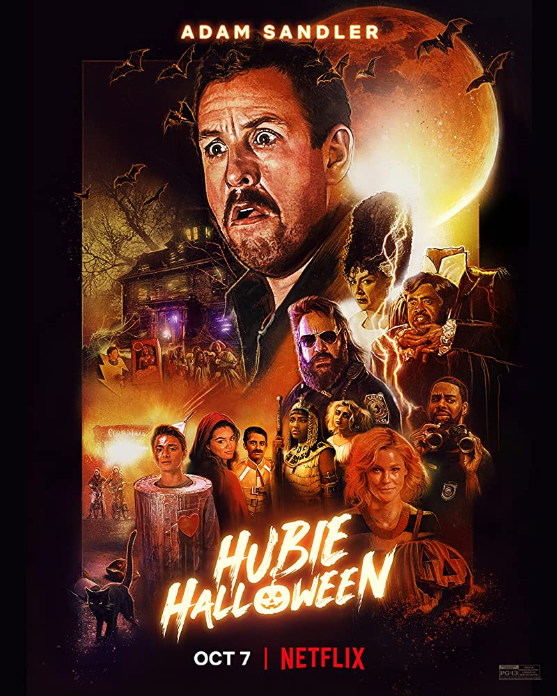Hubie Halloween 2020 Hindi ORG Dual Audio 720p NF HDRip ESub 900MB Download