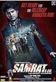 Samrat and Co. 2014 Hindi Movie AMZN WebRip 300mb 480p 1GB 720p 3GB 6GB 1080p