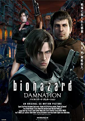 Permalink to Movie Resident Evil: Damnation (2012)