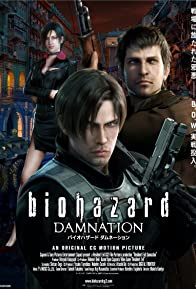 Primary photo for Resident Evil: Damnation