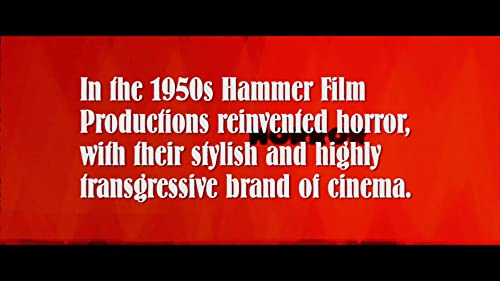 Hammer Horror: The Warner Bros Years (2017) - Official Trailer HD