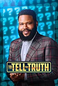 Anthony Anderson in To Tell the Truth (2016)