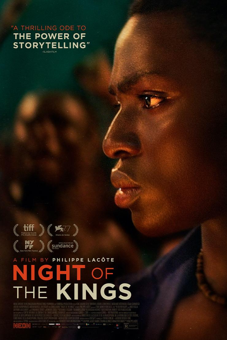 Night of the Kings (2020) - IMDb
