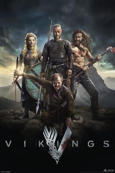 مسلسل Vikings فايكنقز