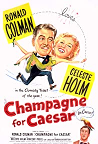 Primary photo for Champagne for Caesar