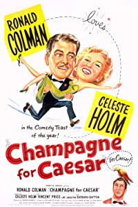 Movie downloads ipod Champagne for Caesar [720x320]