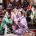 Xin Jiang and Si-si Chen in Zhen Huan Zhuan (2011)