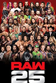 Primary photo for WWE Raw 25 Years