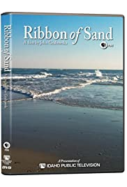 Ribbon of Sand Poster