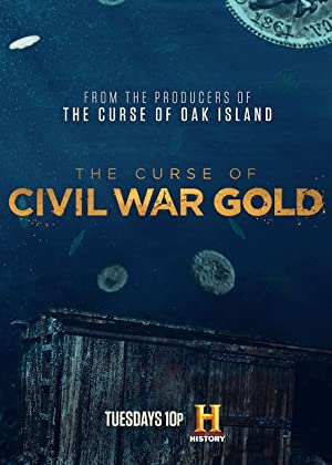 Where to stream The Curse of Civil War Gold