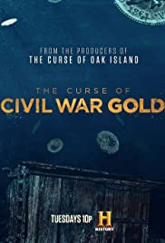 The Curse of Civil War Gold Poster
