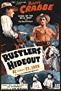 Rustlers' Hideout (1945) Poster