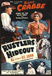 Rustlers' Hideout Poster
