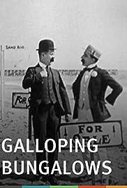 Galloping Bungalows Poster