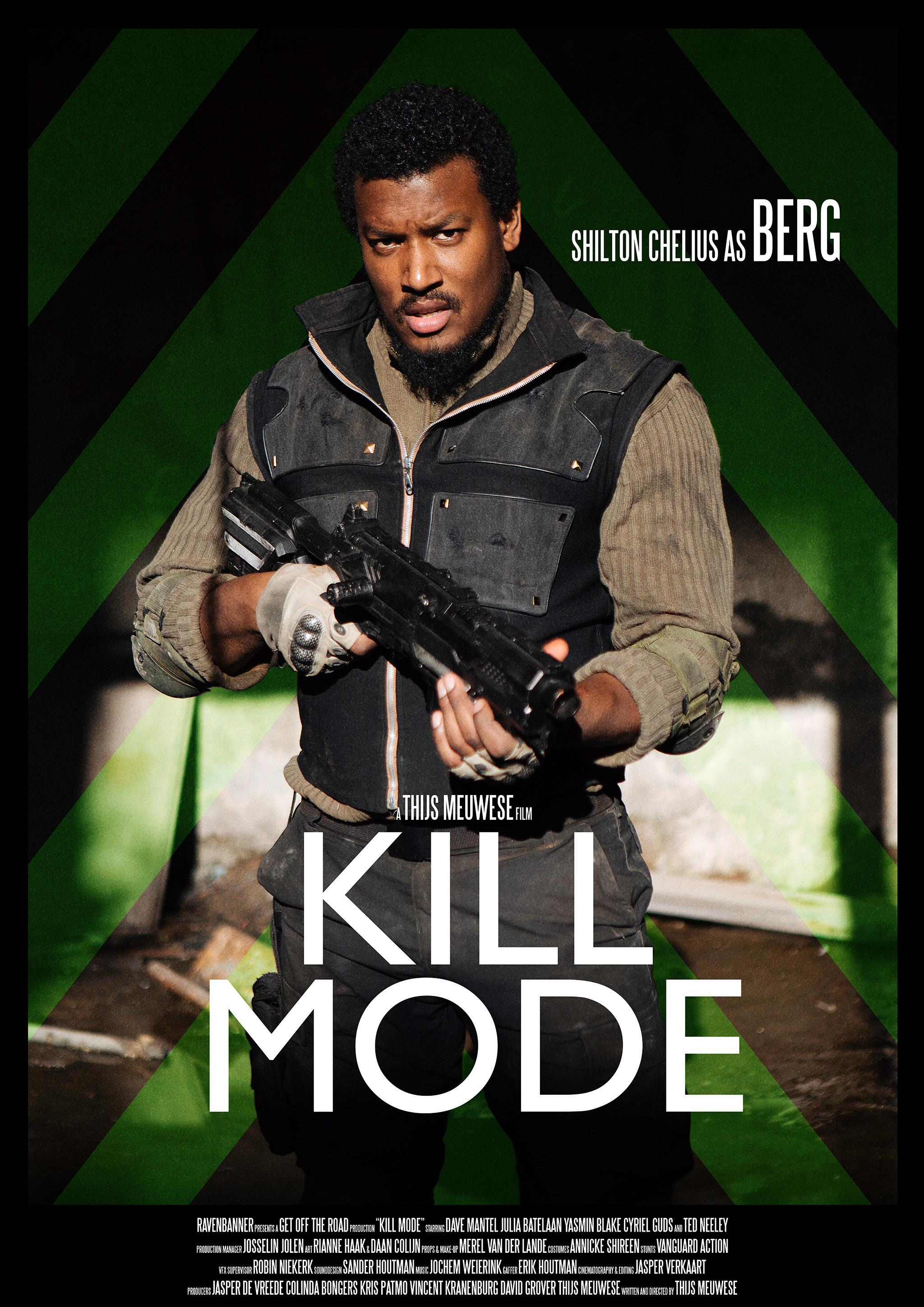 Shilton Chelius in Kill Mode (2020)