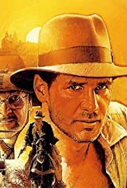 Indiana Jones and the Last Crusade: A Look Inside Poster