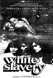 White Slavery Poster
