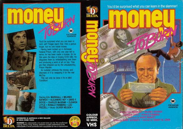 Money to Burn (1973)
