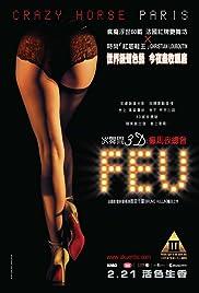 Feu: Crazy Horse Paris Poster