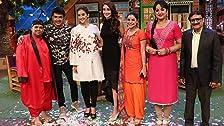 Manisha Koirala in Kapil's Show
