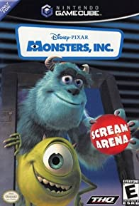 Primary photo for Monsters, Inc. Scream Arena