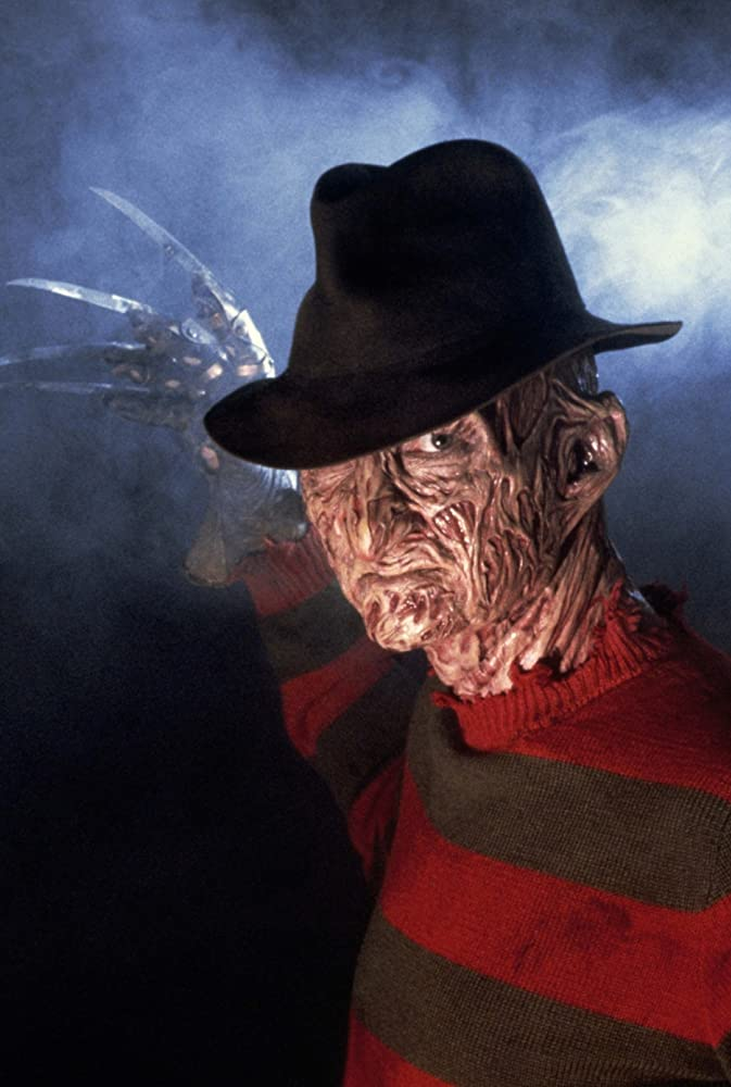 Freddy Krueger screen shot