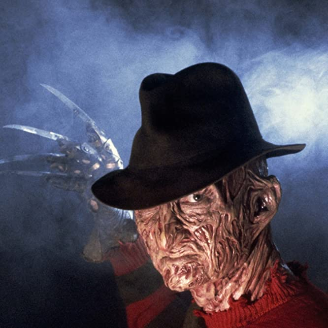 Robert Englund in A Nightmare on Elm Street (1984)