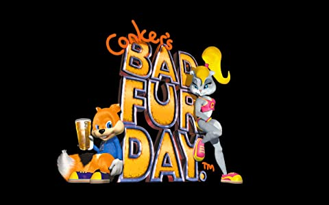 Conker's Bad Fur Day UK