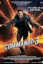 Commando 3 (2019) Poster