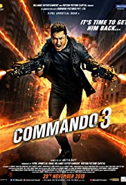 Commando 3 Free Download HD Cam