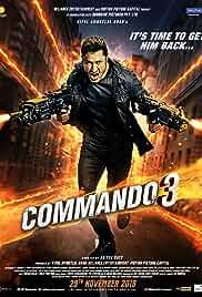 Commando 3 (2019) HDRip hindi Full Movie Watch Online Free MovieRulz