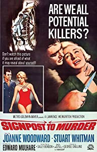 Top des sites de films gratuits sans téléchargement Signpost to Murder by Monte Doyle  [1920x1200] [480p]