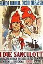 I due sanculotti (1966) Poster