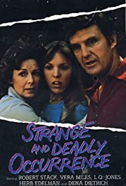 The Strange and Deadly Occurrence (1974) Poster - Movie Forum, Cast, Reviews