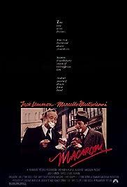 Maccheroni Poster
