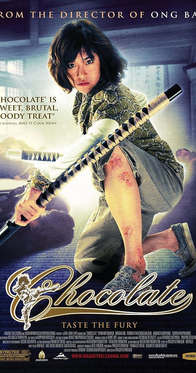 Cô Gái Socola – Chocolate (2008)