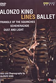 Traingle of the Squinches: Alonzo King Lines Ballet Poster