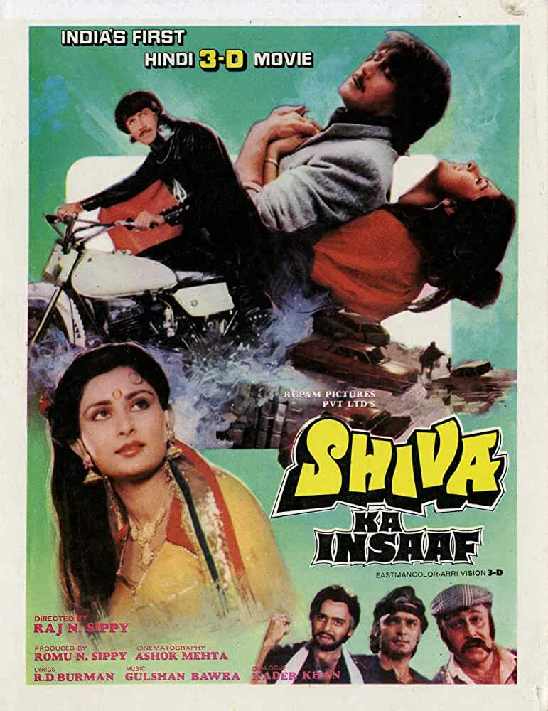Shiva Ka Insaaf (1985) Hindi WEB-DL x264 AAC