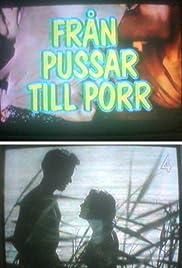 Nils-Petter Sundgrens Från Pussar till Porr Poster