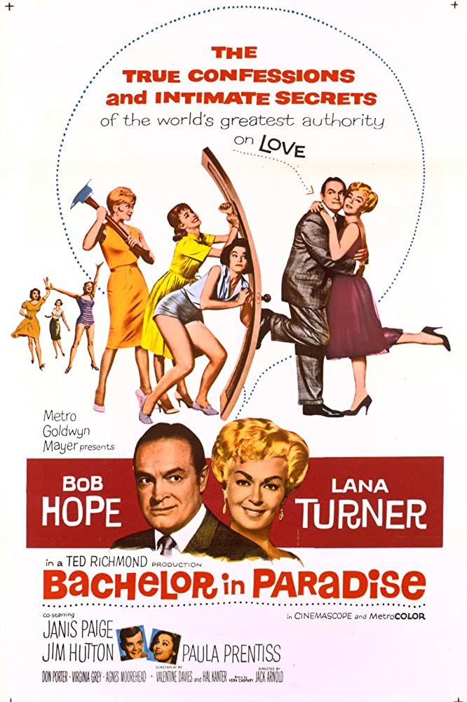 Bachelor in Paradise (1961)