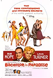 Bachelor in Paradise (1961) ONLINE SEHEN