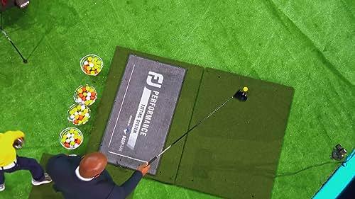 Little Big Shots: Inspirational 7-Year-Old Golfer