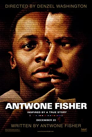 Antwone Fisher Poster Image