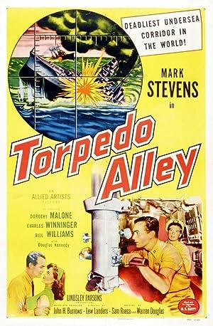 Lew Landers Torpedo Alley Movie