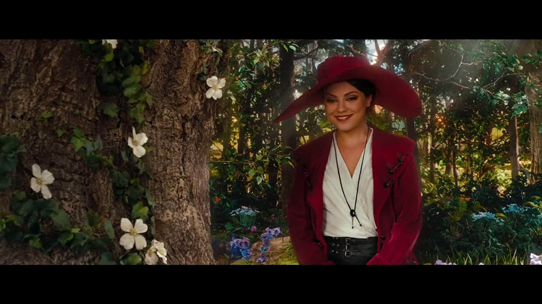 Mila Kunis in Oz the Great and Powerful (2013)