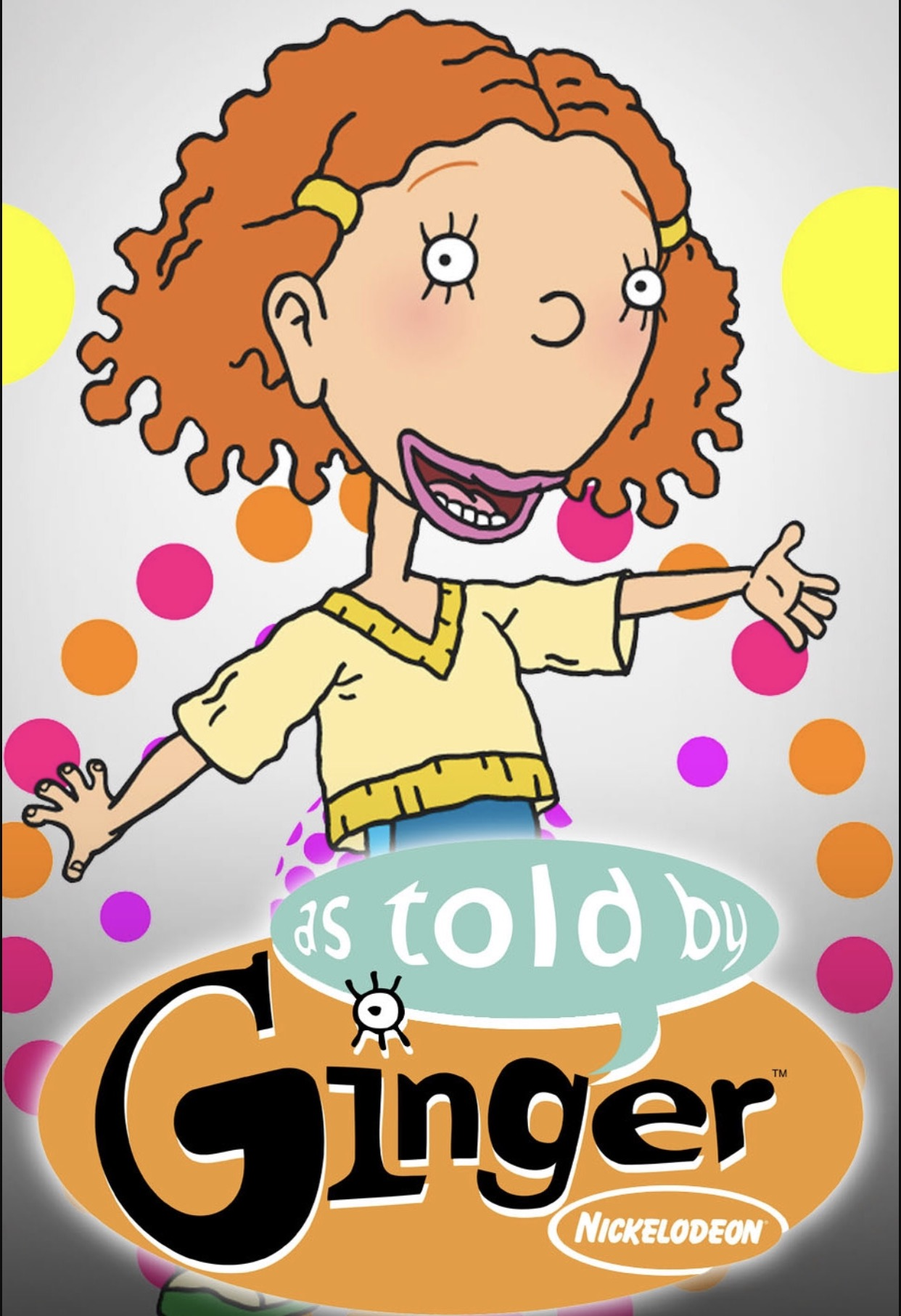 as told by ginger tv series 2000 2006 imdb