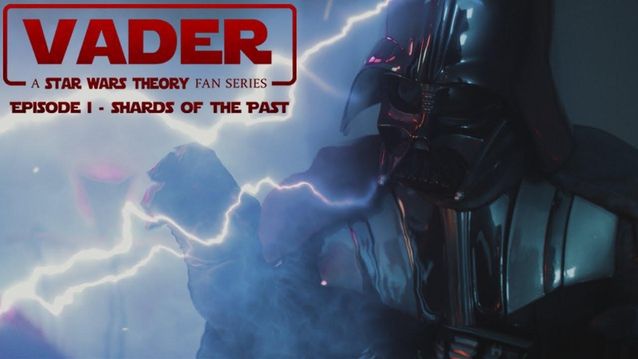 """دانلود زیرنویس فارسی فیلم """"Vader: A Star Wars Theory Fan Series"""" Shards of the Past"""