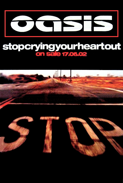 free download oasis stop crying your heart out