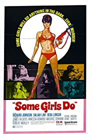 Some Girls Do Poster