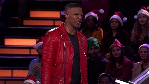 Beat Shazam: Santa Jamie